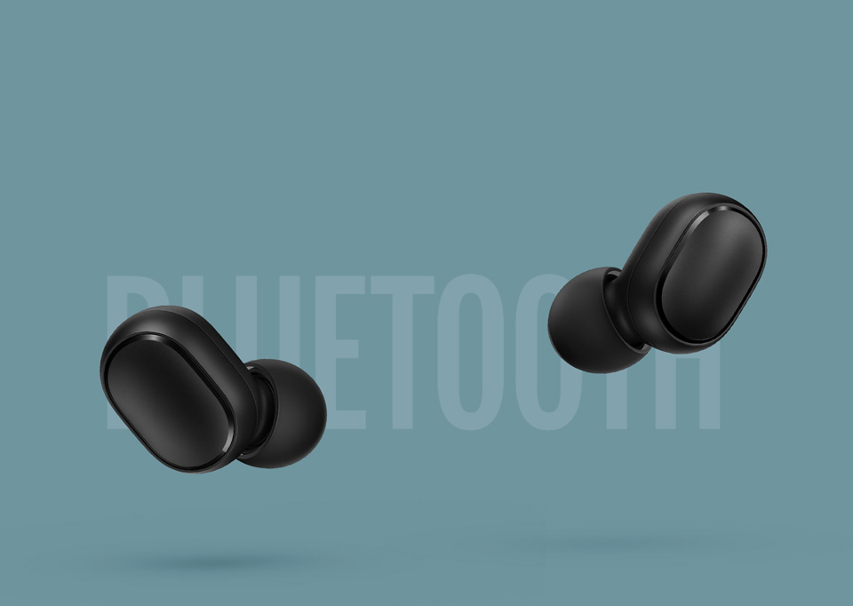 Навушники Xiaomi Redmi AirDots Wireless Bluetooth Headset навушники крупним планом