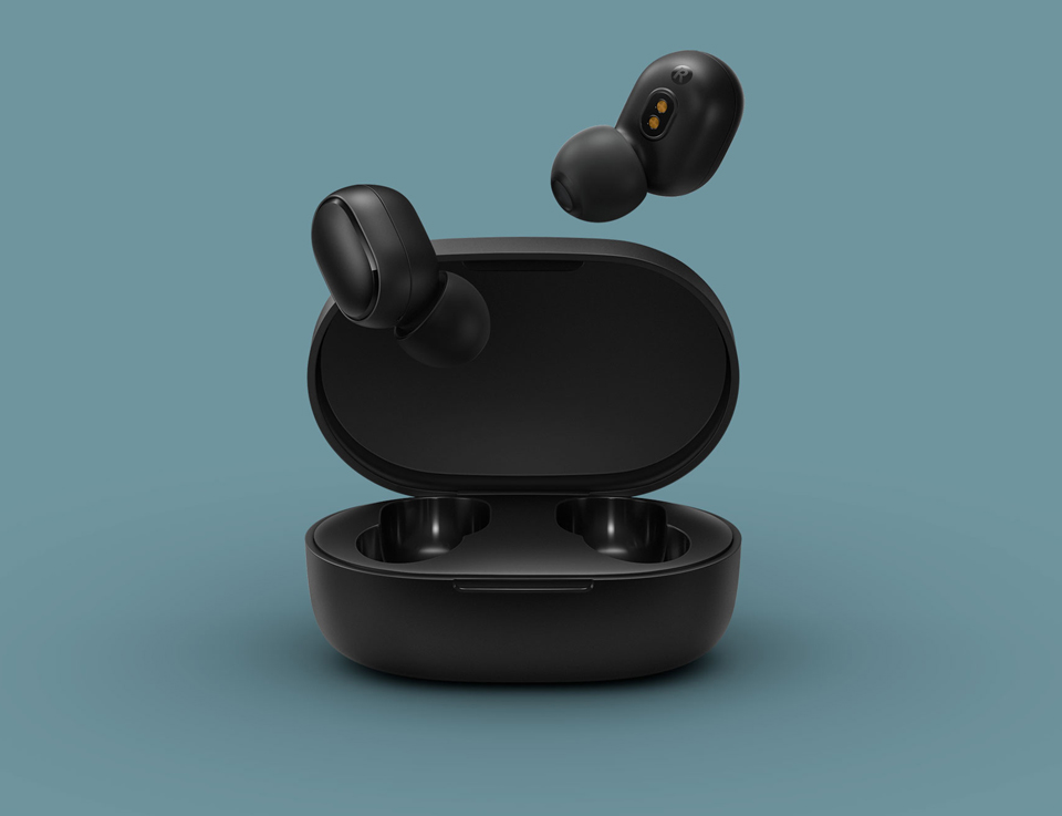Навушники Xiaomi Redmi AirDots Wireless Bluetooth Headset зарядна станція