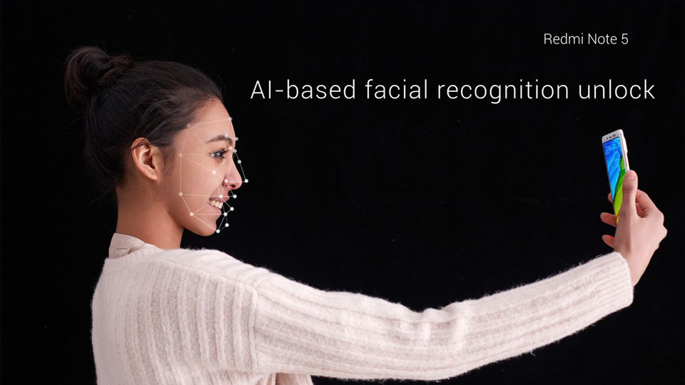 Redmi Note 5 Face ID