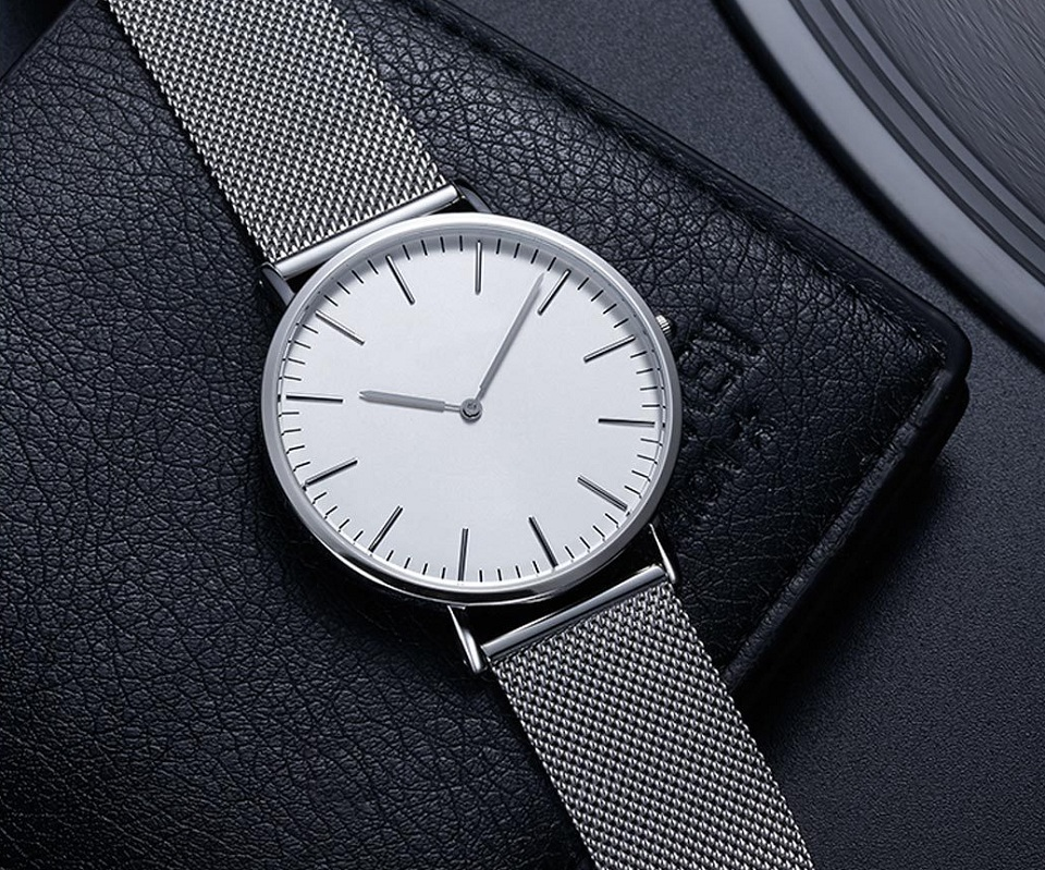 Годинники механічні TwentySeventeen Lightweight ultra-thin Watch W004Q циферблат