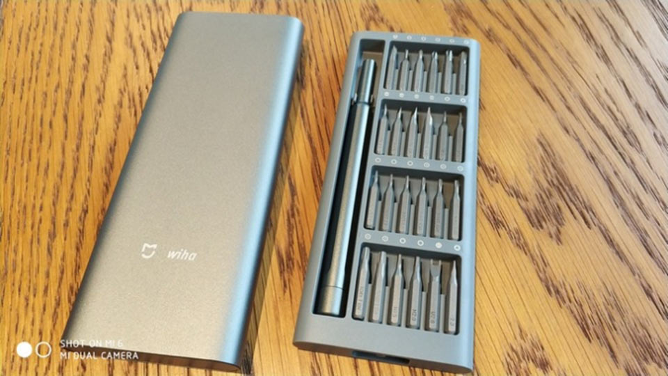 MiJia Wiha Screwdriver Set набір