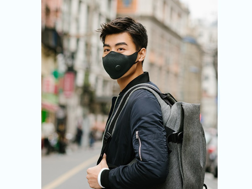Xiaomi MiJia AirWear Anti-Fog Haze Mask у місті
