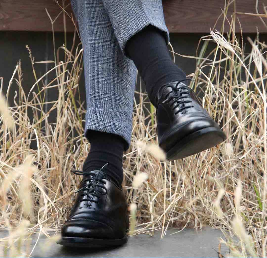 xiaomi-365WEAR-Gentleman-Socks-warm-Black