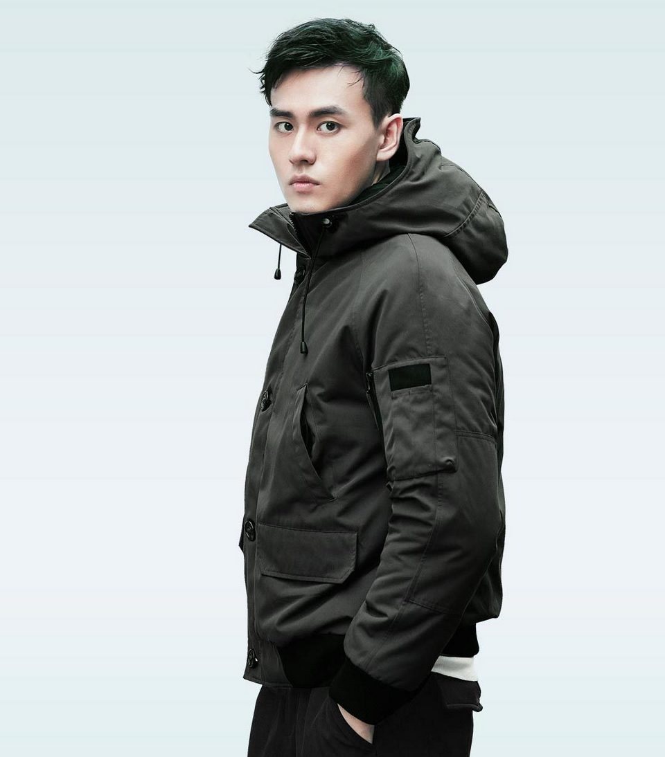 xiaomi-MITOWN-Pilot-jacket-down jacket-male