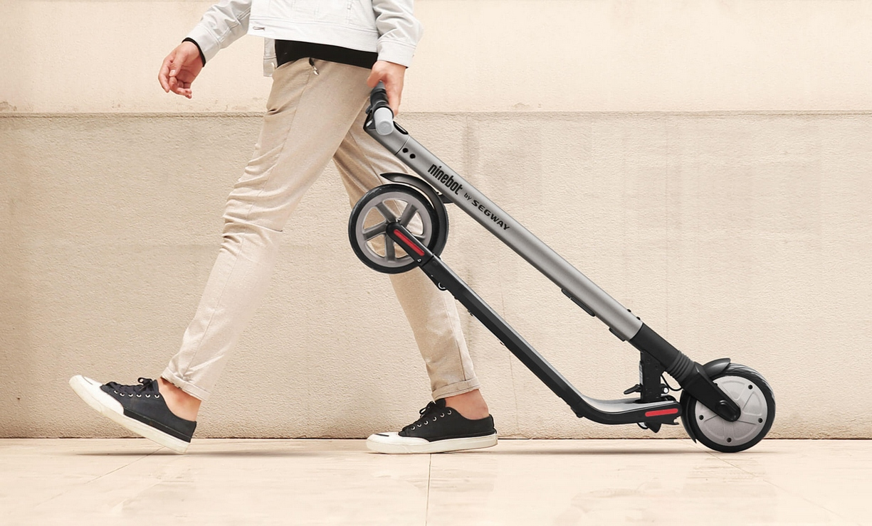 xiaomi-Ninebot-Electric Scooter-ES1-Black