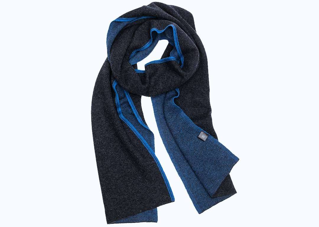 xiaomi-RunMi-90-wool-double-sided-scarves-Grey-blue