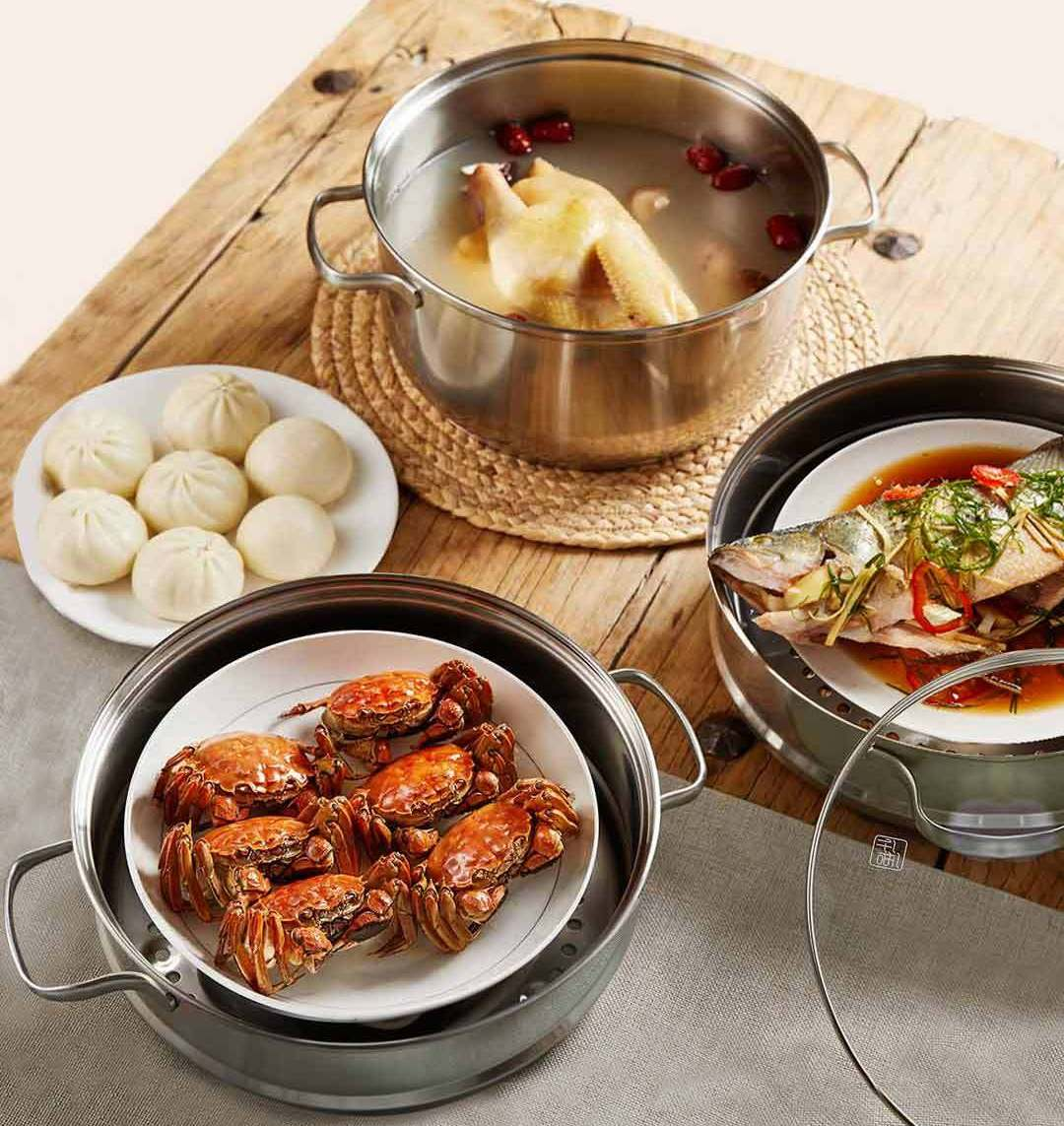 xiaomi-Yi-Wu-Yi-Shi-Jane-stainless-steel-steam-pan