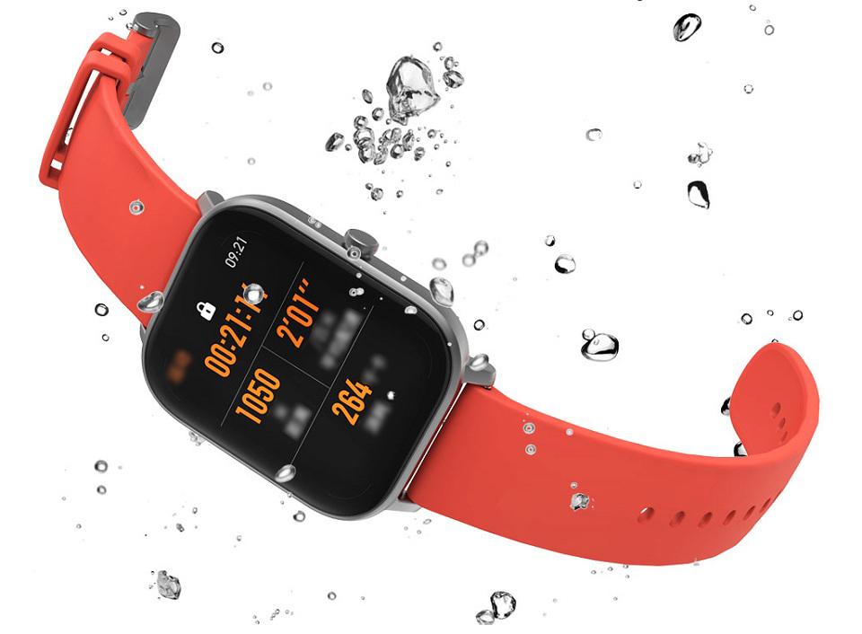 Розумний годинник Xiaomi Amazfit GTS захист від вологи