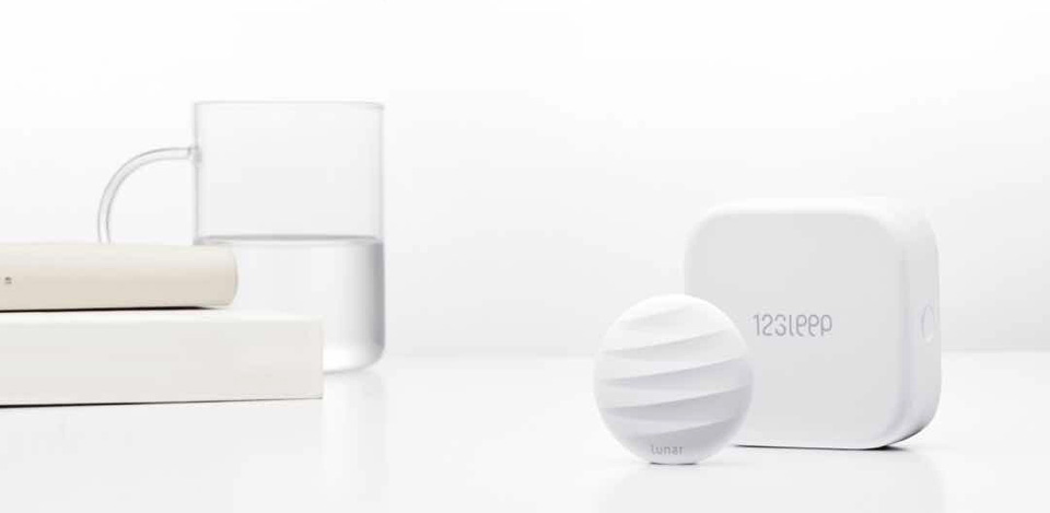 Lunar Smart Sleep Sensor в доме