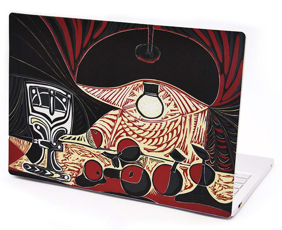 Наліпка Xiaomi Mi Notebook Air Sticker 12.5'' Still Life Under the Lamp by Picasso