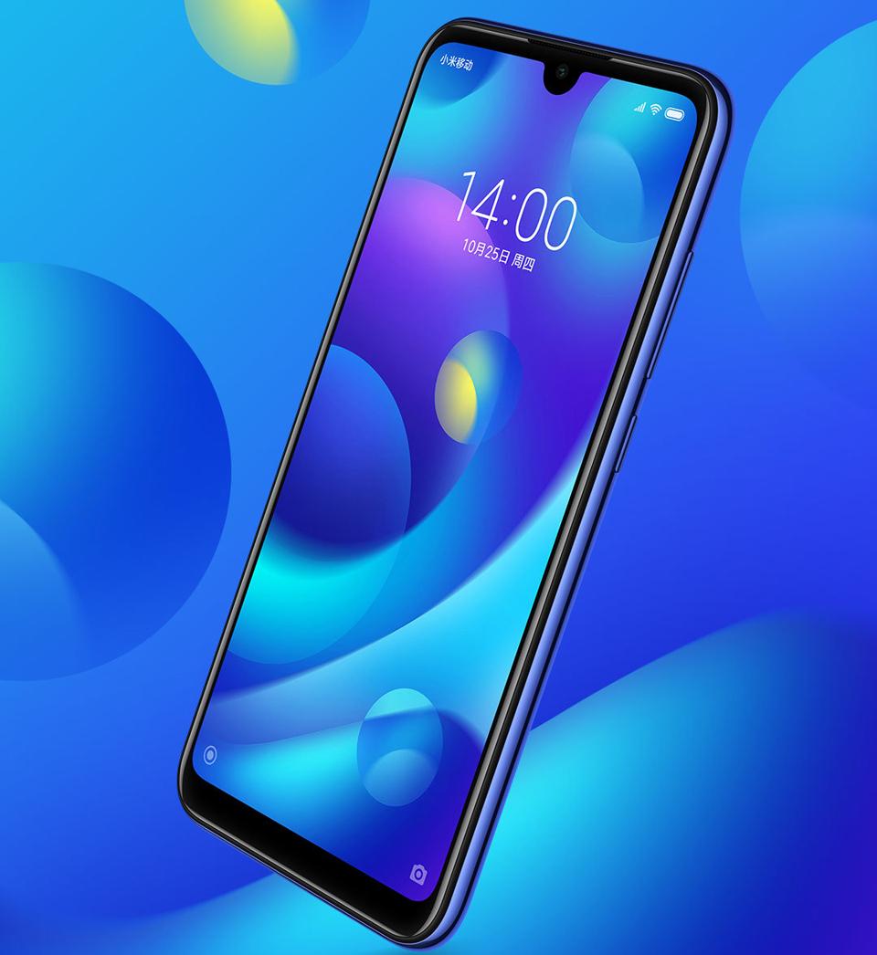 Смартфон Xiaomi Mi Play дисплей