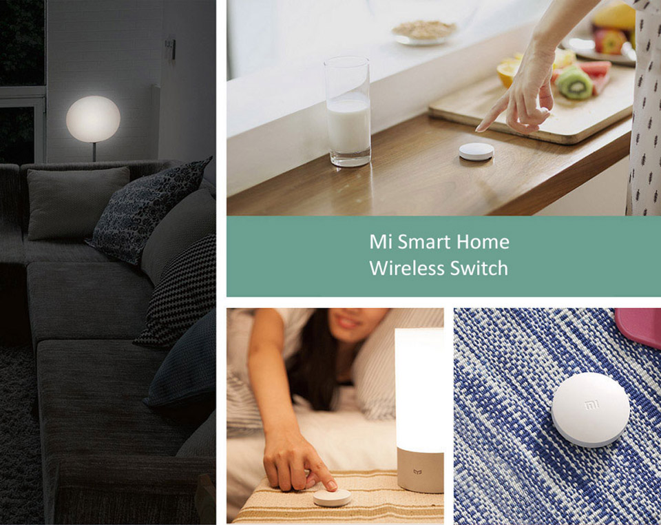 Xiaomi MiJia Smart Home Security Kit комплект датчиків