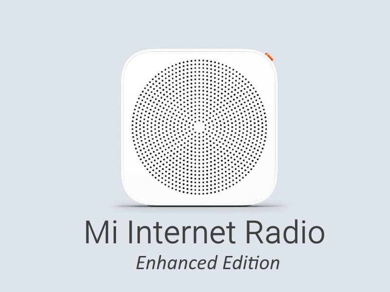 Mi Internet Radio Enhanced Edition