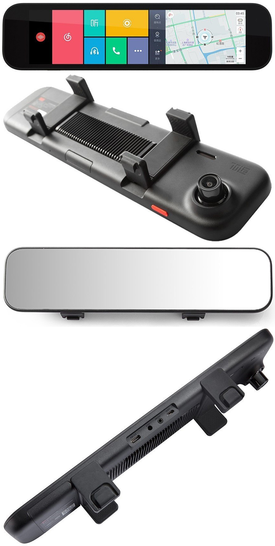 70m Smart Rearview Mirror деталі