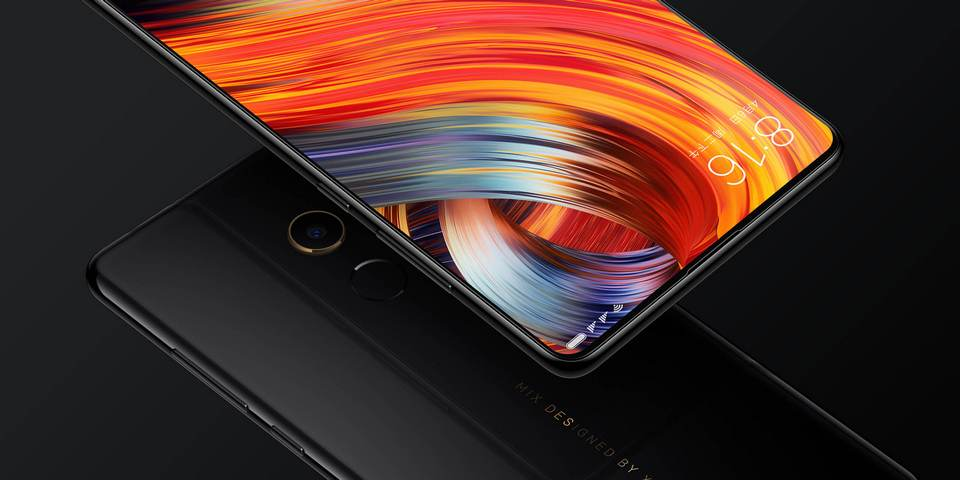 xiaomi_mi_mix_2 curved dispaly