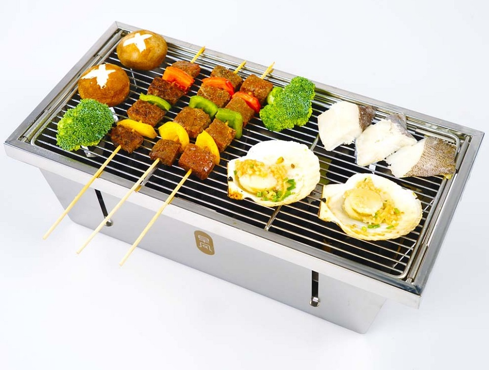 Zao Feng Early Wind Portable Grill мангал барбекю
